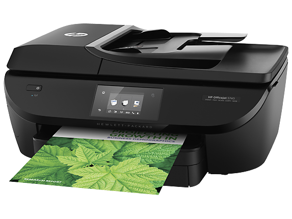 hp officejet 5740 e-all-in-one series manual