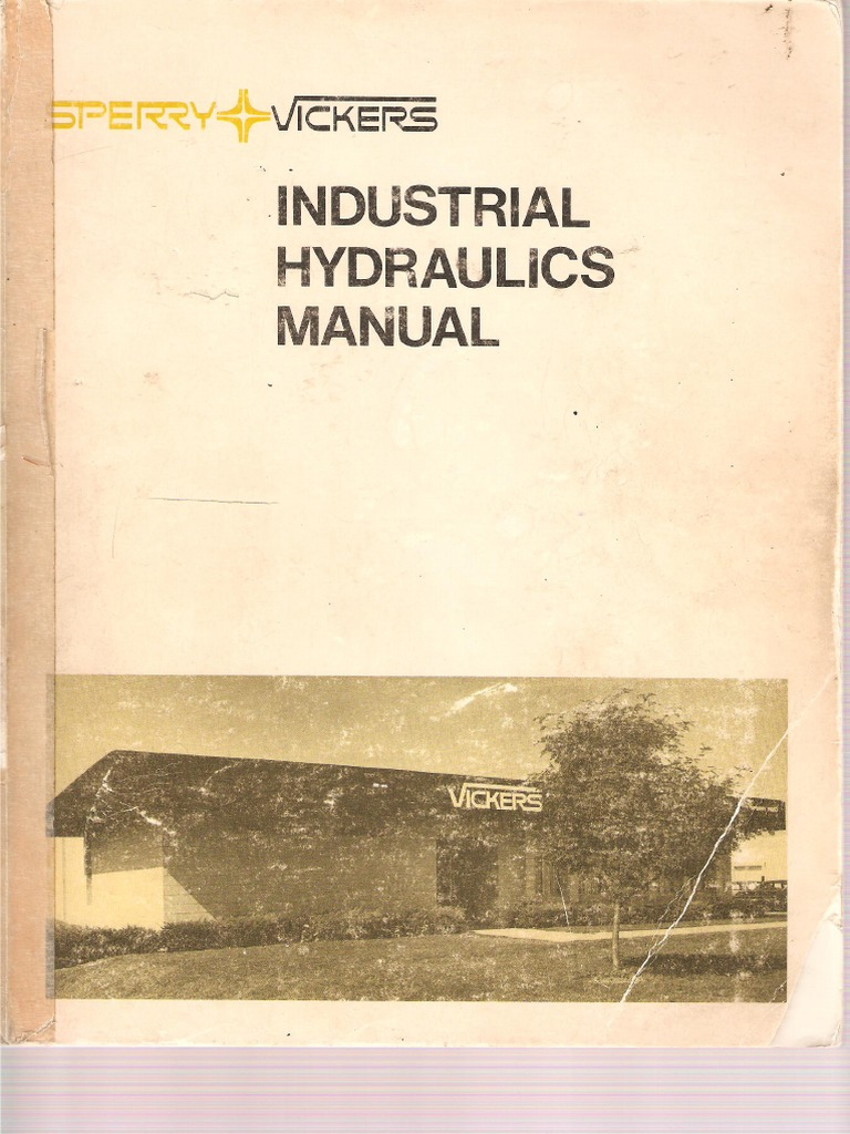 vickers industrial hydraulics manual pdf free download