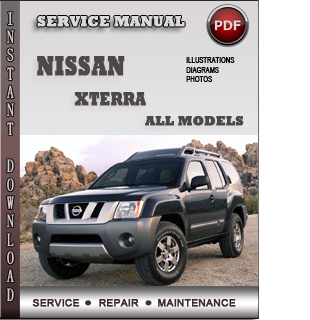 2000 nissan xterra owners manual download
