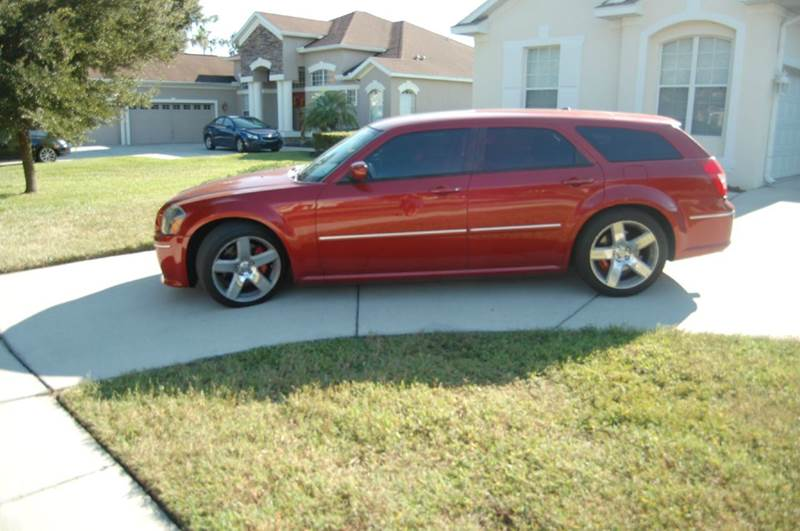2008 dodge magnum owners manual download