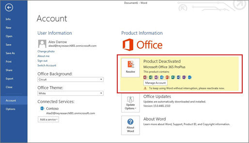 manually download office 365 updates