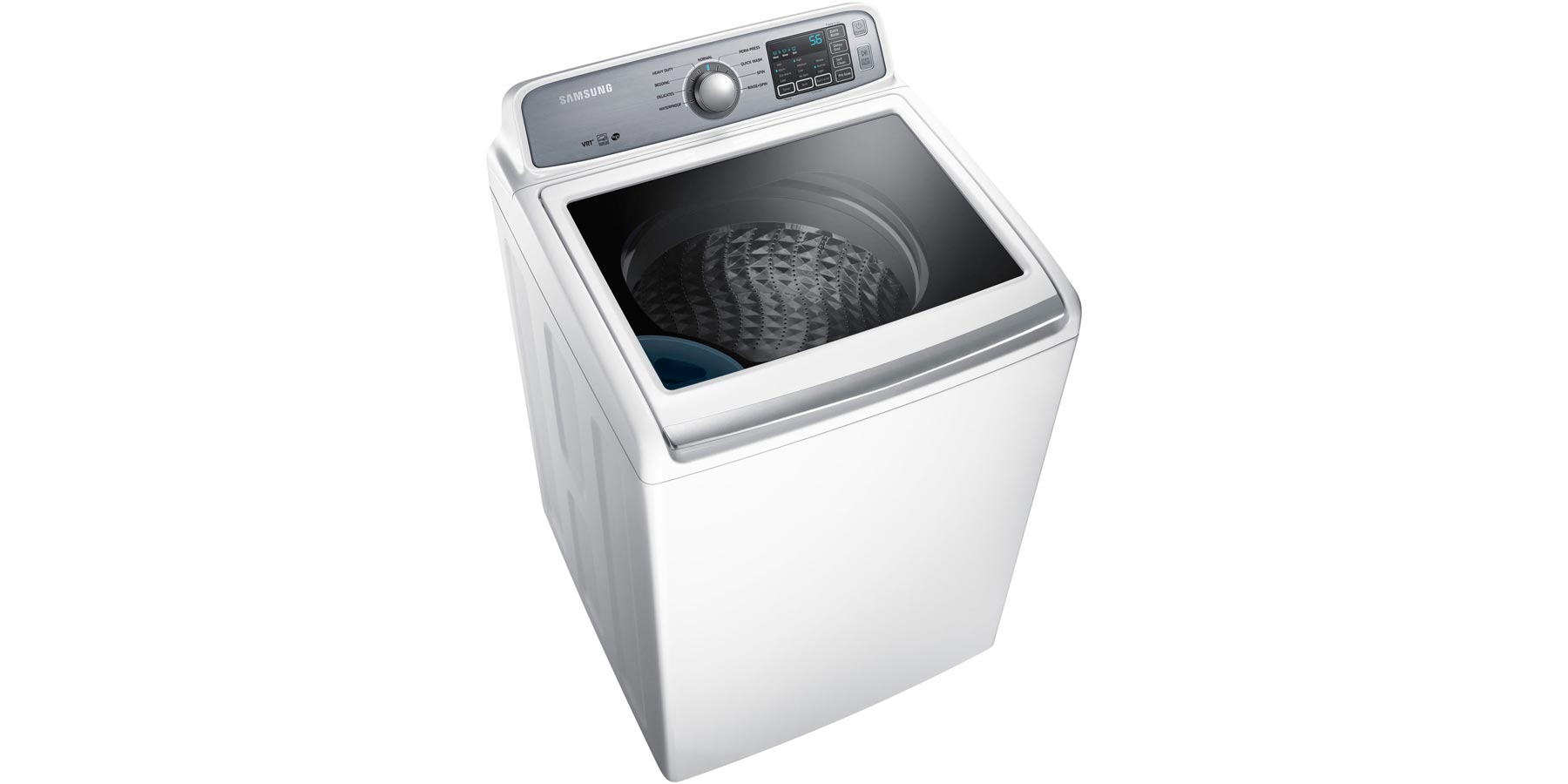 samsung 4.5-cu ft high-efficiency top-load washer manual
